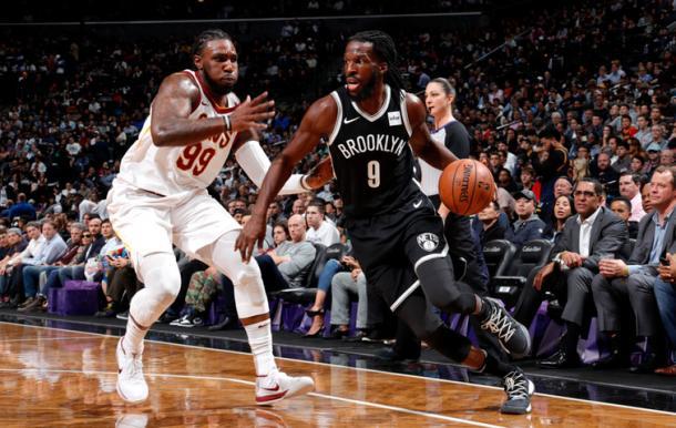 Carroll helped lead a balanced Brooklyn attack/Photo: NBA.com