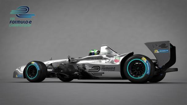 Fonte: FIA Formula E