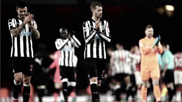 El Newcastle buscará recuperar la senda de la victoria./ Foto: Premier League