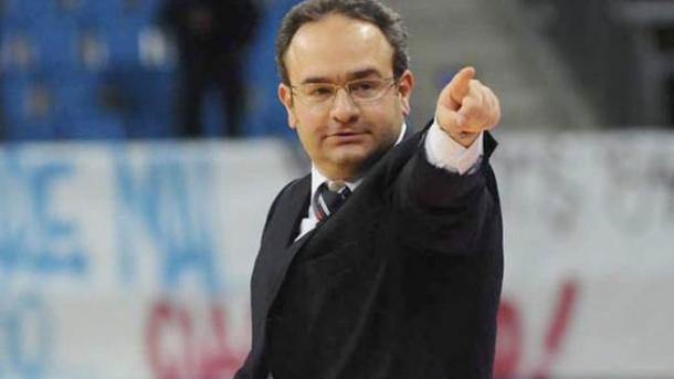 Coach Sacripanti, condottiero di Avellino. Fonte foto: Ottopagine.it