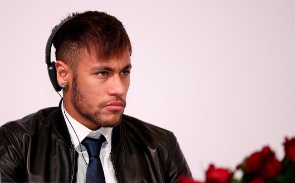 En la imagen, Neymar / Fuente: Doha Stadium