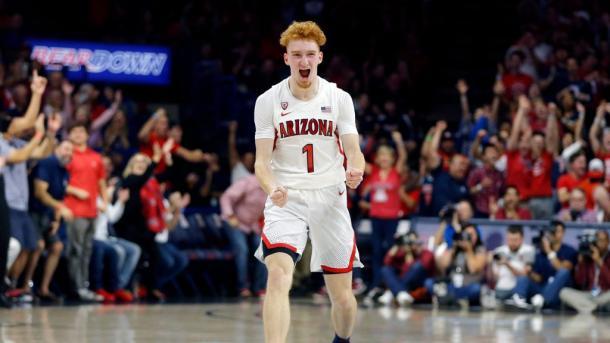 Nico Mannion I Foto: NCAA.com