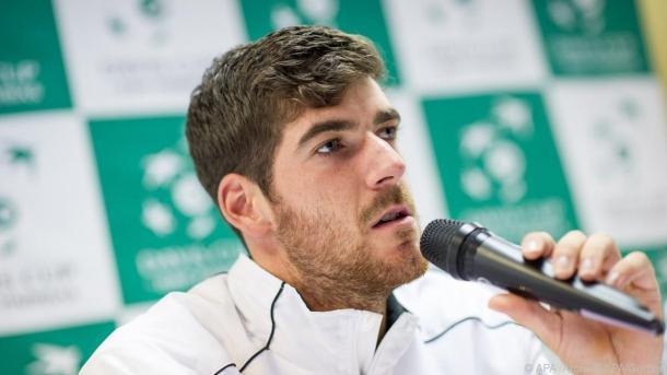 Melzer, rival de González Foto: Davis Cup