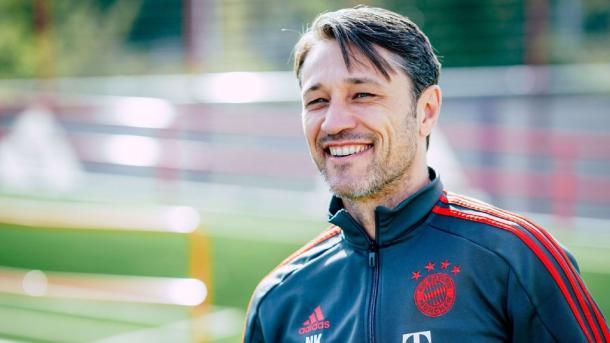 Kovac em tempos de Bayern (Foto: Reprodução / FC Bayern)