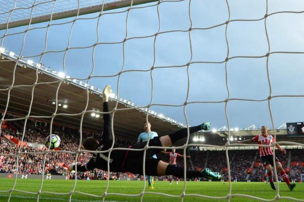 Heaton has made more saves than anyone this season (photo: Getty Images)