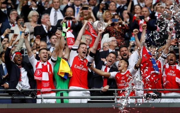Festa grande per la Fa Cup. | Fonte immagine: The Sun