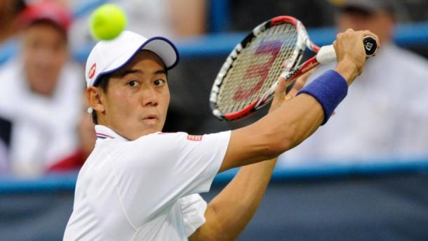 Kei Nishikori should prove a tough test for Andy Murray (Source: tennisworldUSA)