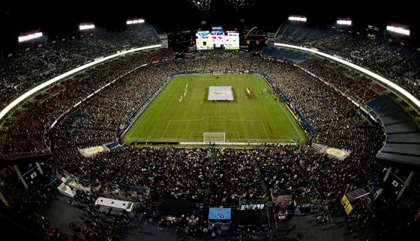Nissan Stadium en un encuentro de CONCACAF (mlssoccer.com)