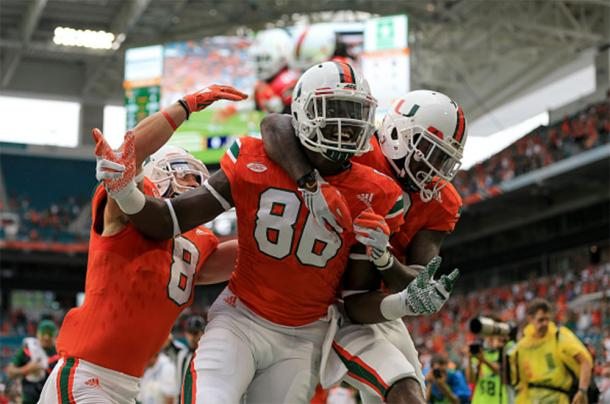 David Njoku could follow a long line of playmaking tight ends from the I | Getty Images