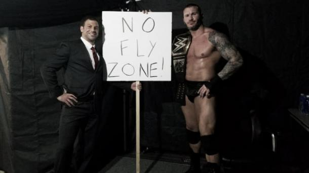 Orton has made his feelings clear. Photo-Twitter.com