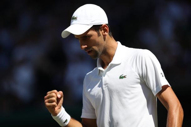 Foto Wimbledon Twitter