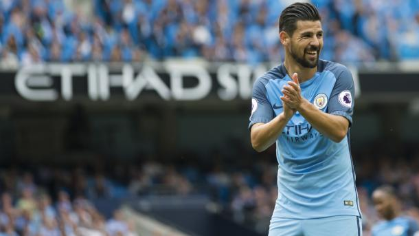 Nolito has started life on the blue side of Manchester well | Photo: varzesh11.com