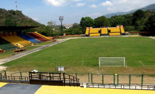 Estadio Álvaro Gómez Hurtado   Foto: corrillos.com.co
