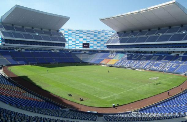 Estadio del Club Puebla