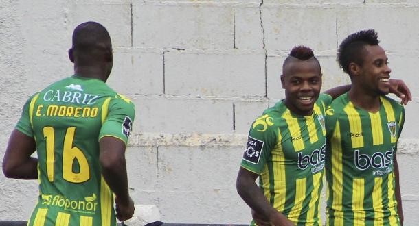 CD Tondela venció a placer al modesto Sertanense FC de visitante / www.cdtondela.pt