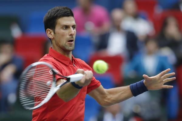 Djokovic siempre fue a remolque y evidenció las dudas de las últimas semanas | Foto: zimbio.com