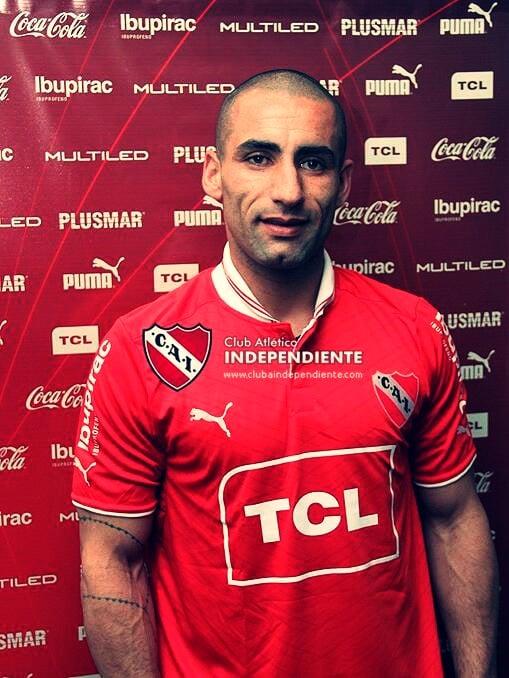 Divulgação de foto: @Independiente