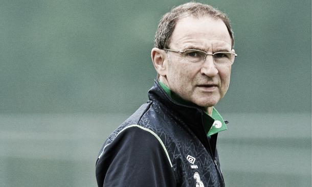 Ireland boss Martin O'Neill took over from Giovanni Trapattoni in 2013. (Photo: Guardian)