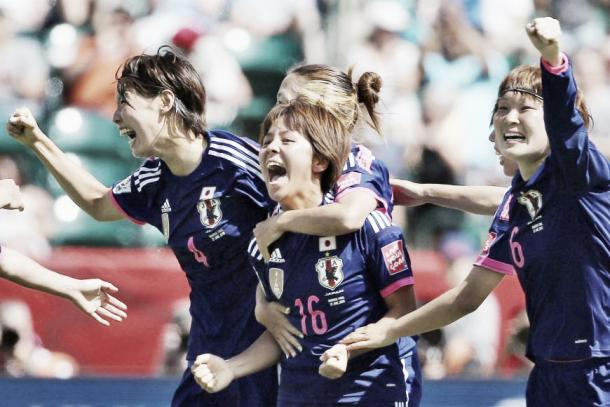 Iwabuchi won the World Cup with Japan in 2011. (Photo: JPTimes)
