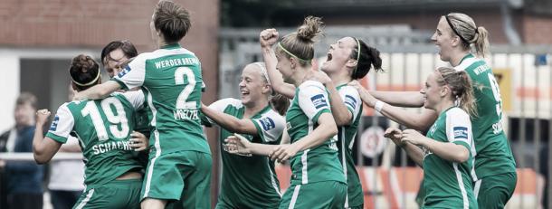 Will Bremen shock Bayern? (Photo: Werder Bremen)