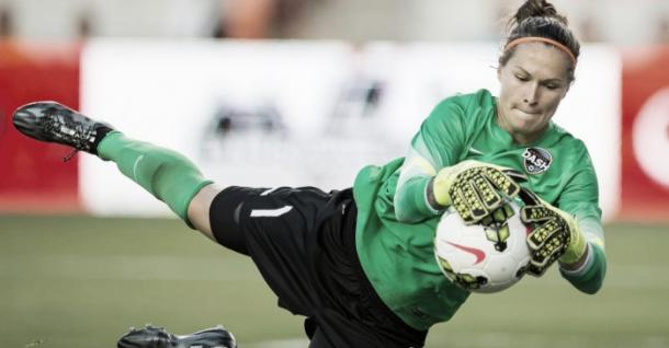 McLeod only signed for Rosengård from Houston Dash two months ago. (Photo: dynamotheory.com)