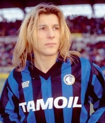 Cani atuou em 85 jogos e marcou 26 gols pela Atalanta   Foto: Divulgação/Atalanta