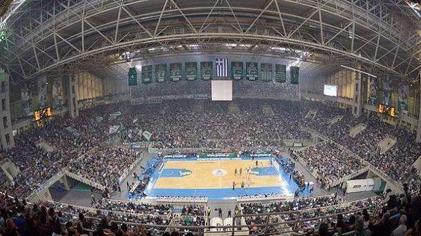 Uno de los pabellones más míticos en el baloncesto europeo   Fotografía: euroleague.net