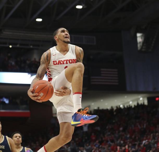 Obi Toppin. Fotografía: NCAA.com