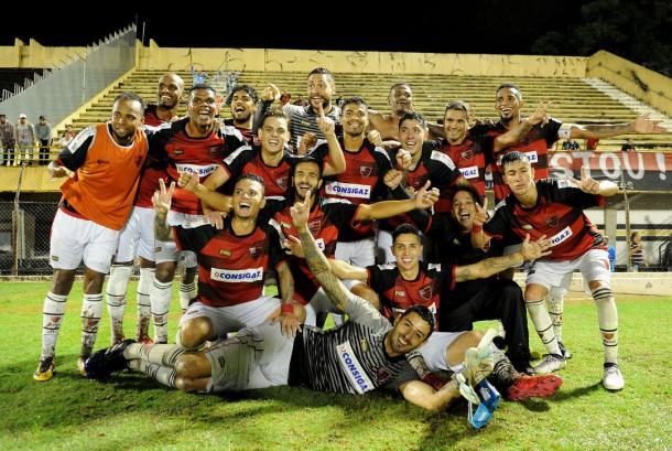 Oeste conseguiu o acesso para a Série A-1 do Paulistão Foto: Rodrigo Corsi   FPF