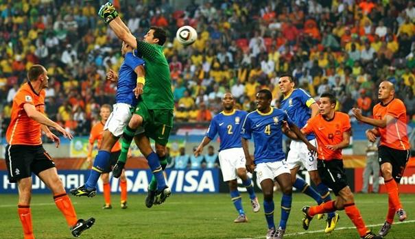 Júlio Cesar não foi bem na partia | Foto: Getty Images