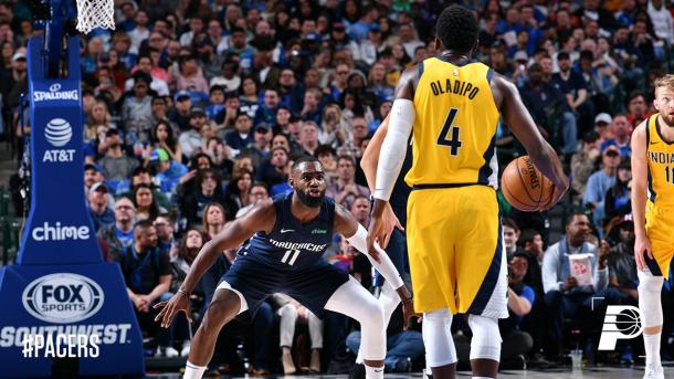 Victor Oladipo I Foto: @Pacers
