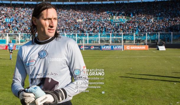 Foto: Sitio oficial Belgrano de Córdoa