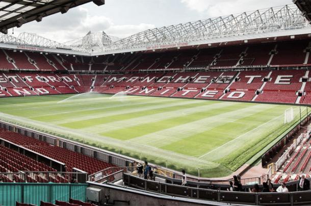 Old Trafford, estadio mítico del fútbol inglés | Foto: Manchester United