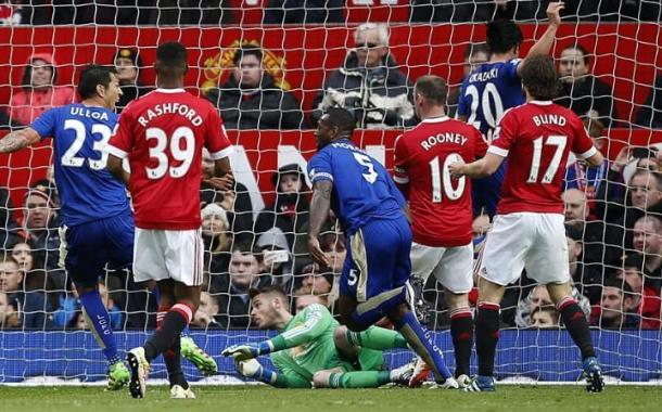 Il gol di Morgan nell'ultimo precedente. Fonte foto: SkySports.com