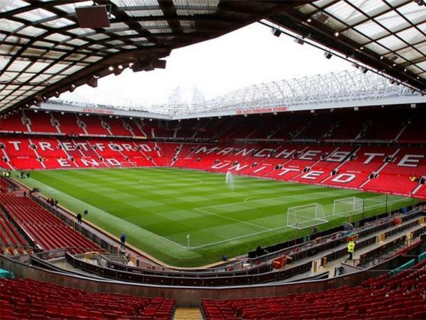 Old Trafford. Fotografía: Manchester United
