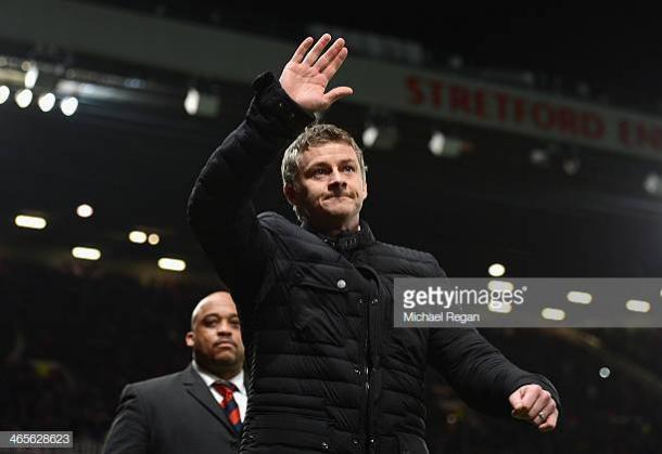 Ole Gunnar Solskjaer es el actual entrenador del Manchester United |Fuente: gettyimages