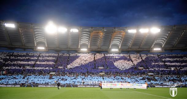 Estádio Olímpico de Roma será mais uma vez a sede dos jogos da Lazio na temporada. Foto: Divulgação/Lazio