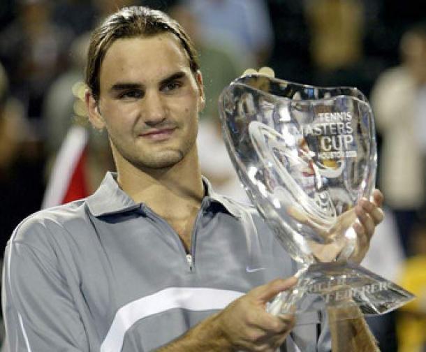 Esto pasaba la última vez que un alemán llegaba a las semis del Masters. | Foto: Tennis World USA.
