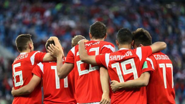Rusia, una de las sorpresas del Mundial 2018 | Foto: FIFA.com