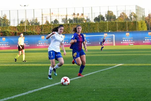 Lieke Martens es la estrella indiscutible de este Barça | Foto: Weberth de Souza, VAVEL