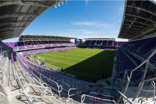 Orlando City Stadium was the host of the 2017 NWSL Championship Game between the Portland Thorns and the North Carolina Courage. | Photo: Roy K. Miller - Icon Sportswire via Getty Images