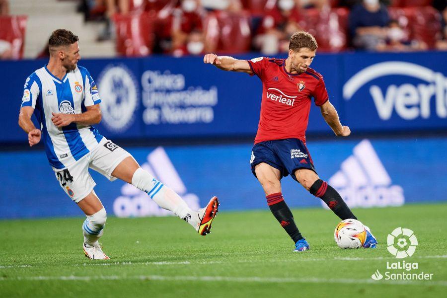 Brasanac en el partido vs Espanyol | Imagen: LaLiga