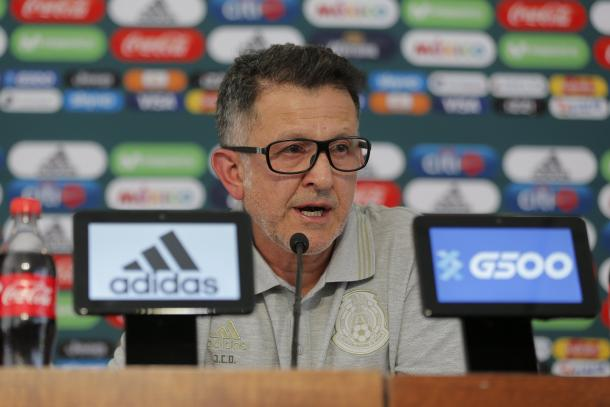 Osorio ha sido duramente criticado | Foto: @miseleccionmx