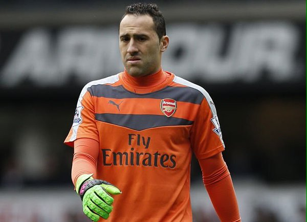 David Ospina performed brilliantly as he deputised for Petr Cech (Source: AFCstuff)