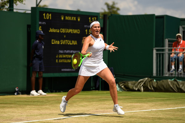 The Latvian has the tools to beat Williams will she will need to be consistent (Photo by David Ramos / Getty)