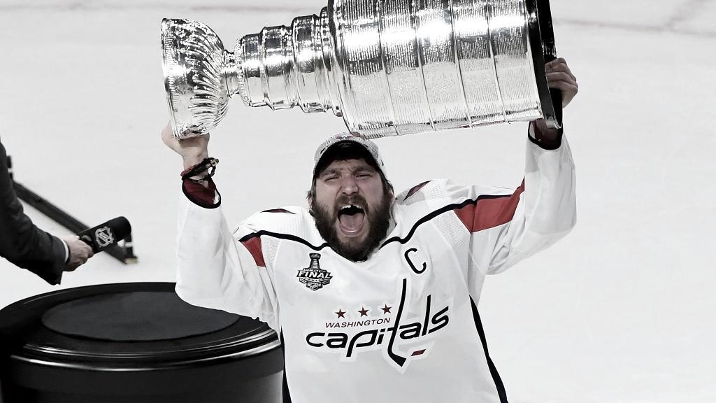 Una no es suficiente para Ovi | Foto: NHL.com
