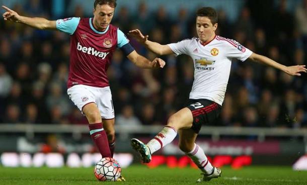 Noble challenges Herrera. Source: Radio Times