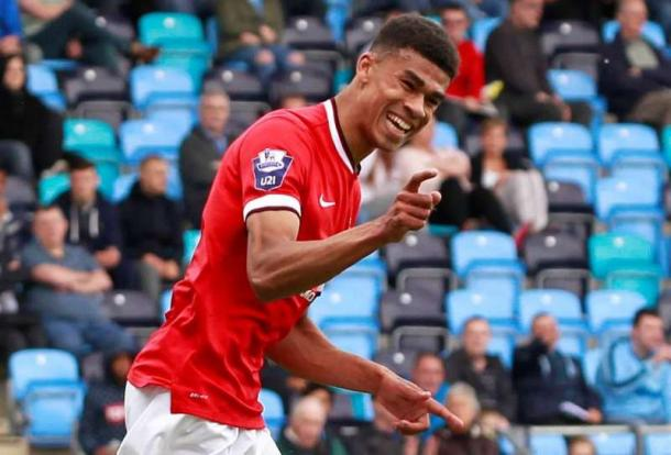 Fletcher is seen as another bright talent for United | Photo: Getty