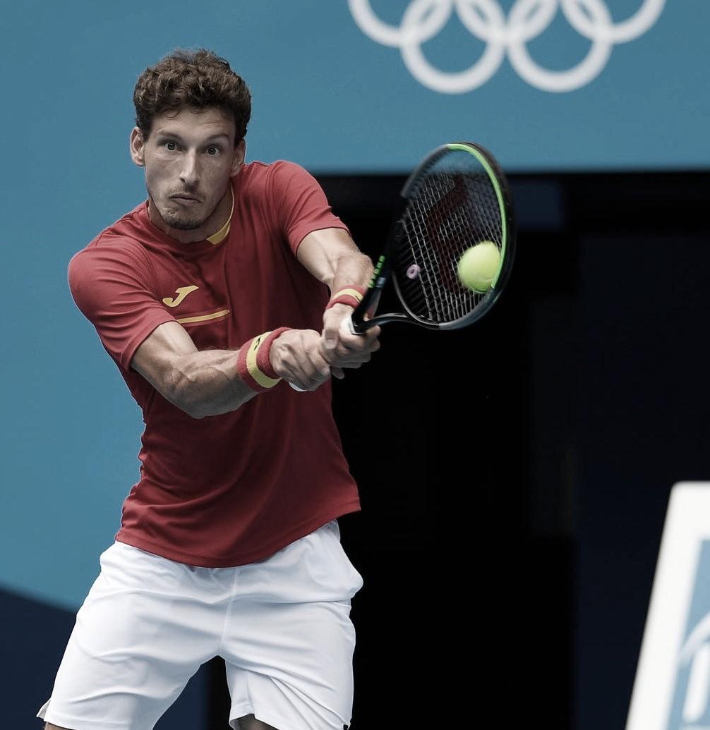 Pablo Careño Busta Foto Tenis Olímpico