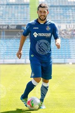 Dani Pacheco, uno de los jugadores a seguir.  Fuente: Getafe CF